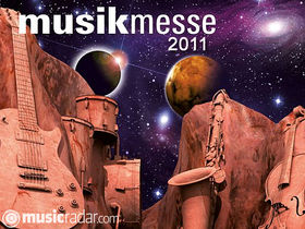 Musikmesse 2011: Day one highlights