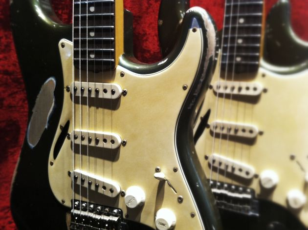 Fender Custom Shop 1960 Irish Pub Stratocaster Relic