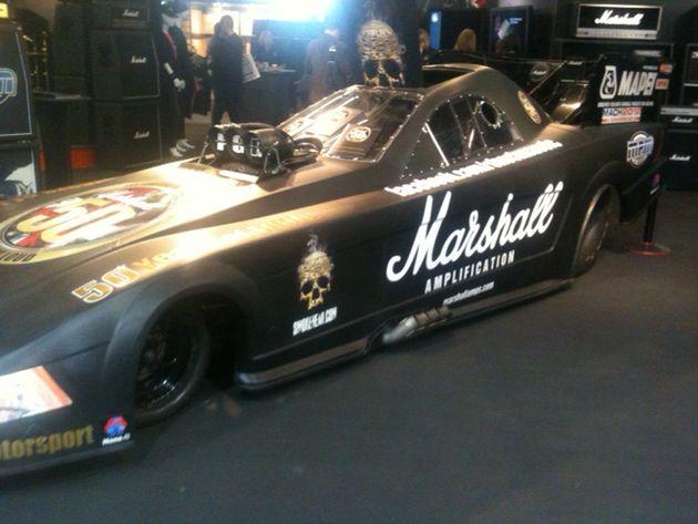 Marshall car