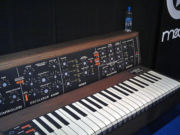 Moog sofa