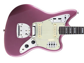 NAMM 2012: Fender introduces the 50th Anniversary Jaguar guitar