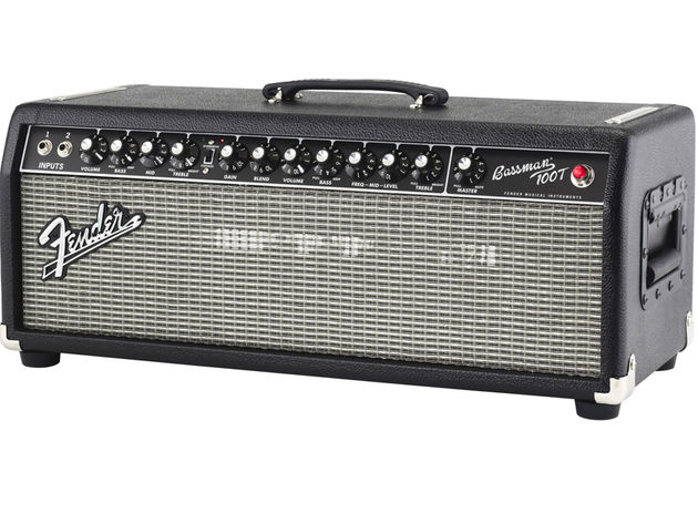 Fender's Bassman 100T 100-watt head