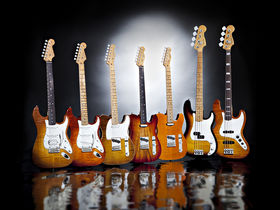 NAMM 2012: Fender introduces Select Series guitars and basses