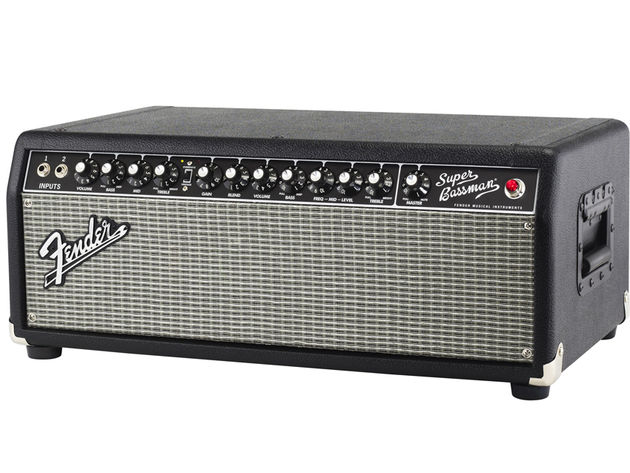 Fender's Super Bassman 300-watt head