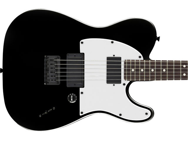 Squier Jim Root Telecaster - body detail