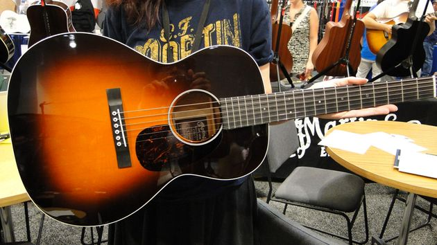 SUMMER NAMM 2013: Martin introduces three more new models