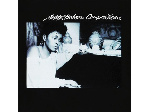 Anita Baker – Compositions (1990)