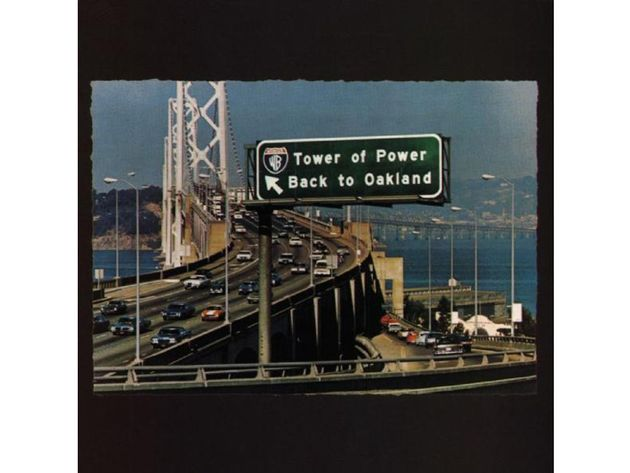 Tower Of Power – Back To Oakland (1974)