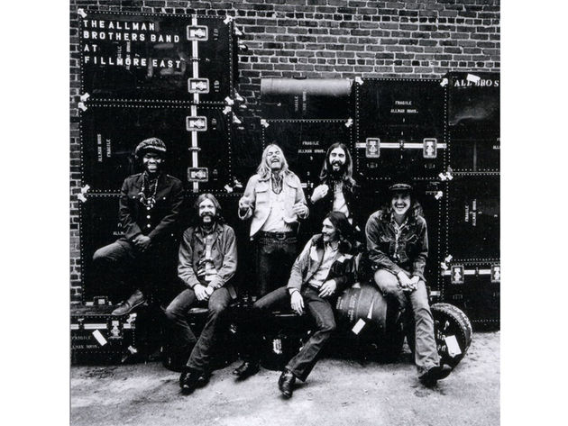 The Allman Brothers Band – At Fillmore East (1971)