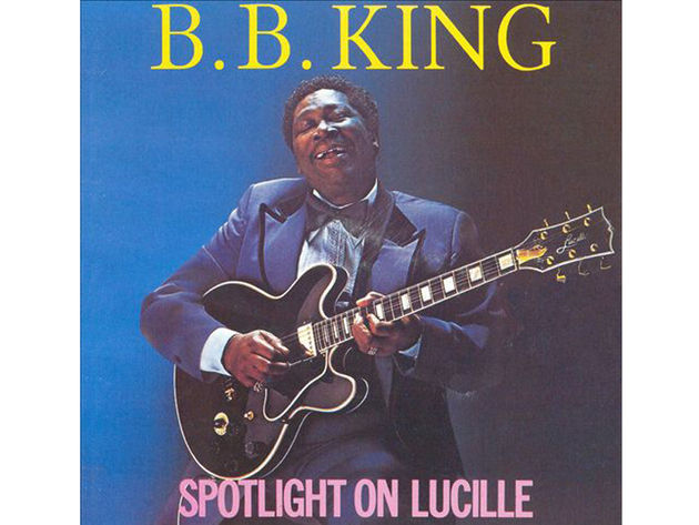 BB King – Spotlight On Lucille (1991)