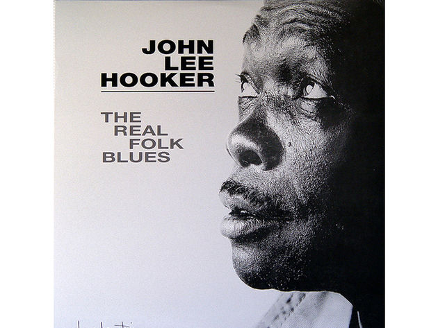 John Lee Hooker – The Real Folk Blues (1966)