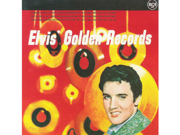 Elvis Presley – Elvis' Golden Records (1958)