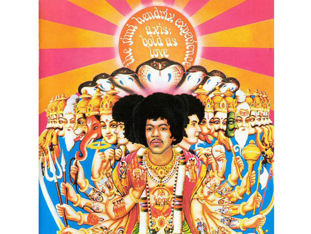 The Jimi Hendrix Experience – Axis: Bold As Love (1967)