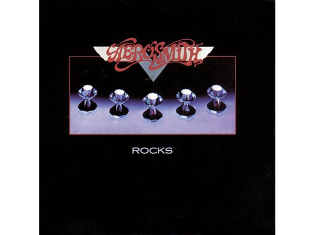 Aerosmith – Rocks (1976)