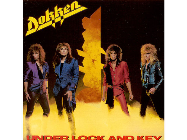 Dokken – Under Lock And Key (1985)