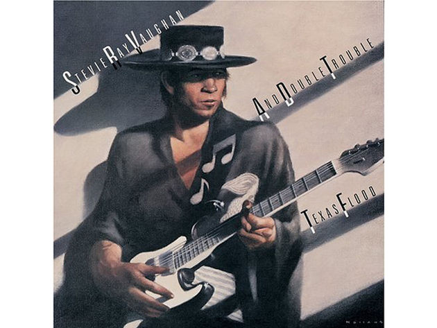 Stevie Ray Vaughan – Texas Flood (1983)