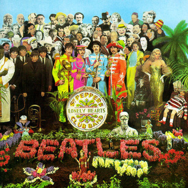 The Beatles - Sgt Pepper's Lonely Hearts Club Band (1967)