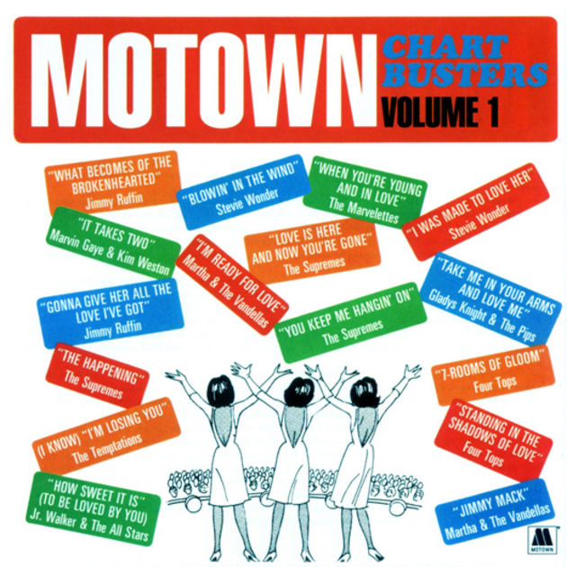 Motown Chartbusters, Volume 1 (1967)