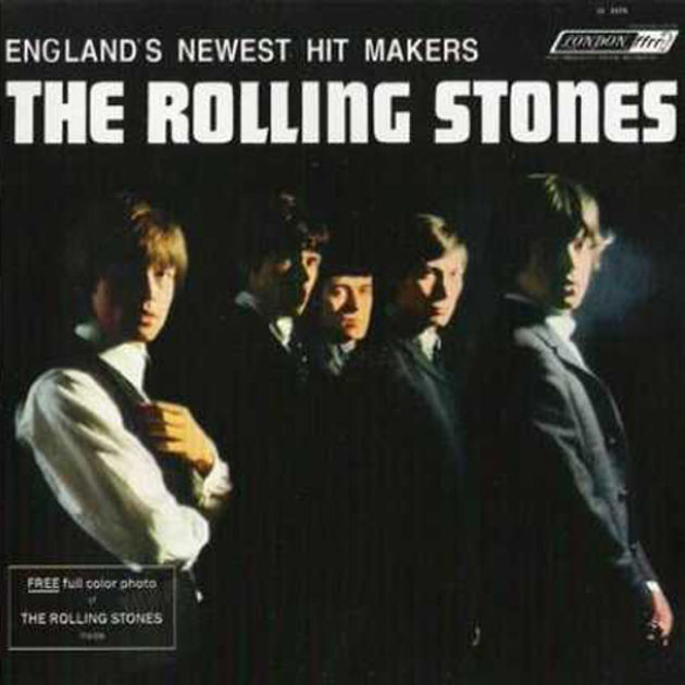 The Rolling Stones - England's Newest Hit Makers (1964)