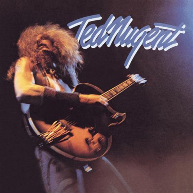 Ted Nugent - Ted Nugent (1975)
