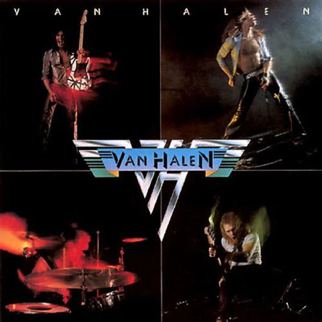 Van Halen - Van Halen (1978)