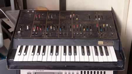 Blast from the past: ARP Odyssey