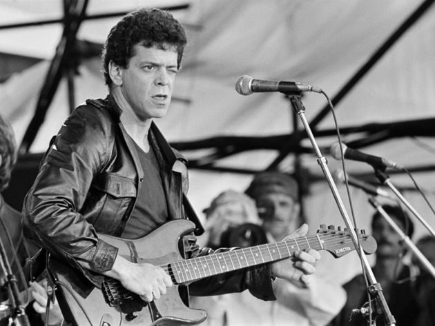 Lou Reed, 1973, New York