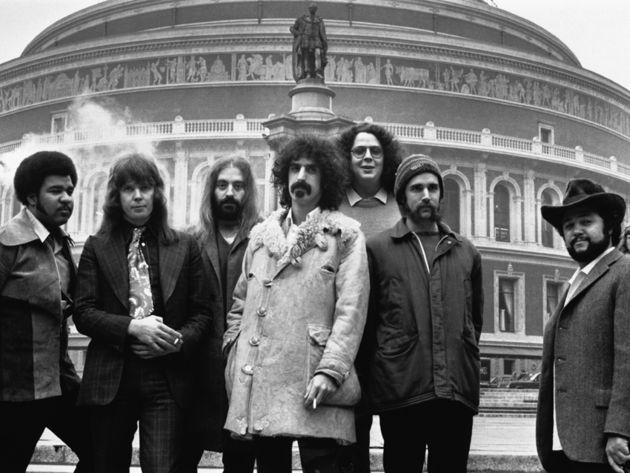 Frank Zappa, 1971, London