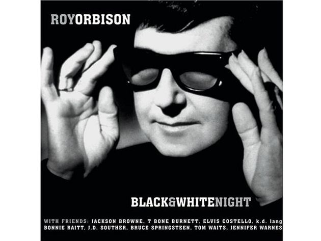 Roy Orbison – A Black And White Night (1988)