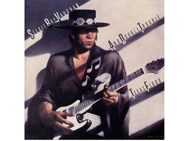 Stevie Ray Vaughan And Double Trouble – Texas Flood (1983)