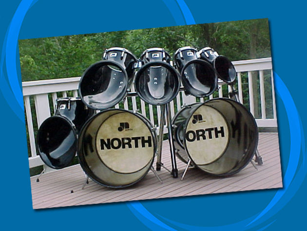 North Drums (as if there was any doubt)