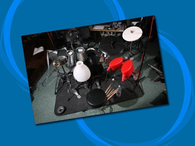 Junk drums