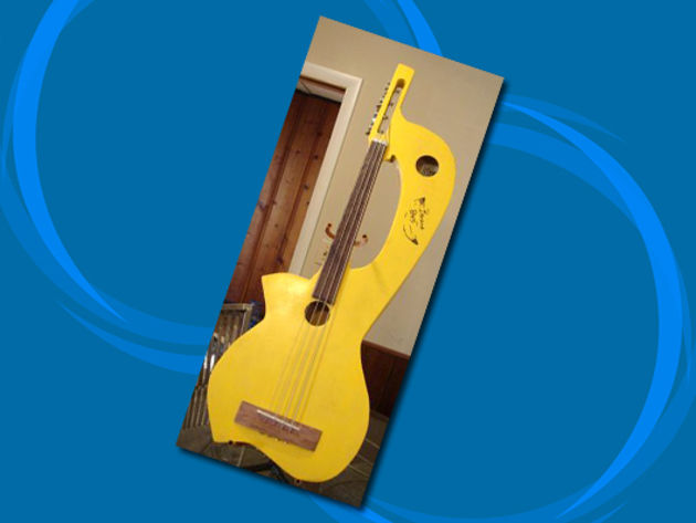 Wishnevsky Instruments Banana Bass