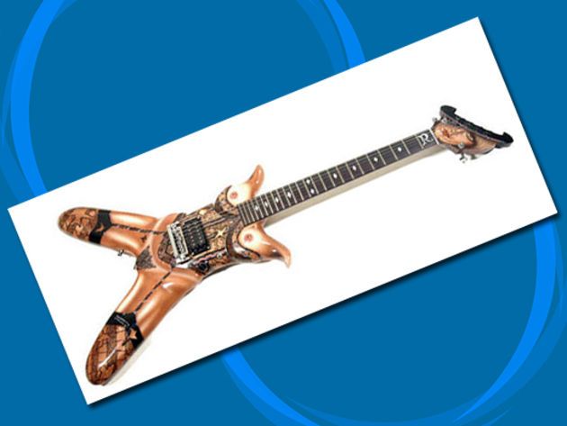 BC Rich Custom model