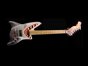The most outrageous guitars on the internet