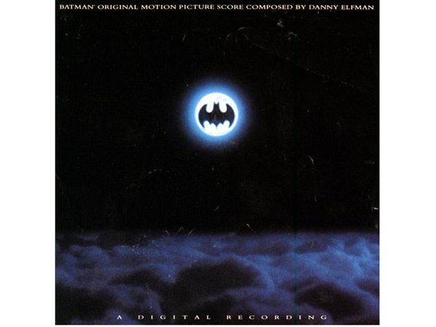 Batman: Original Motion Picture Score by Danny Elfman (1989)