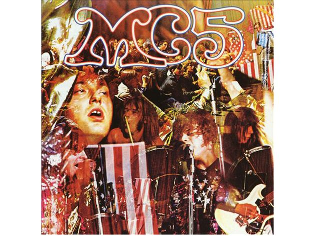 MC5 – Kick Out The Jams (1969)