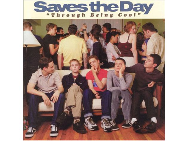 Saves The Day – Through Being Cool (1999)