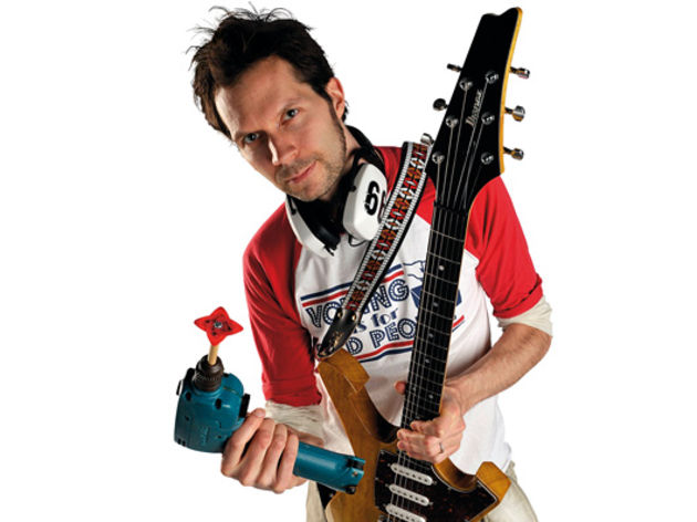 Paul Gilbert chooses his six best