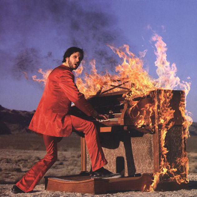 Burning Organ (2002)