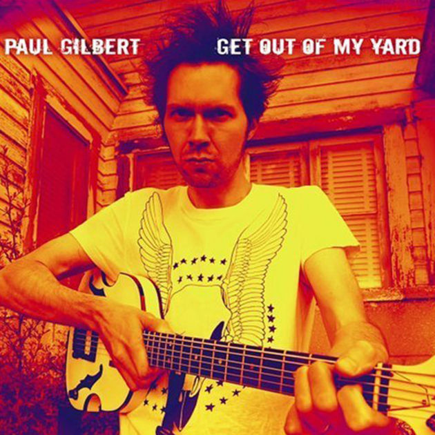 Get Out Of My Yard (2006)