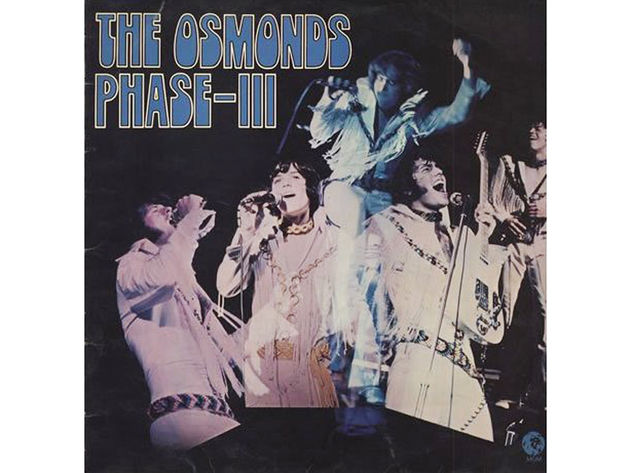 The Osmonds – Phase III (1971)