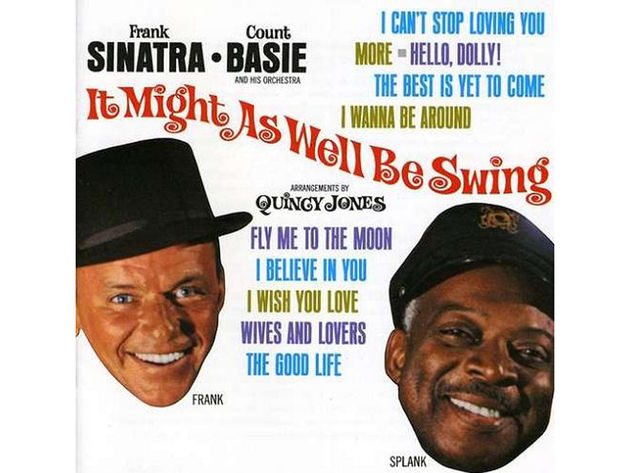 Frank Sinatra and Count Basie – It Might As Well Be Swing (1964)