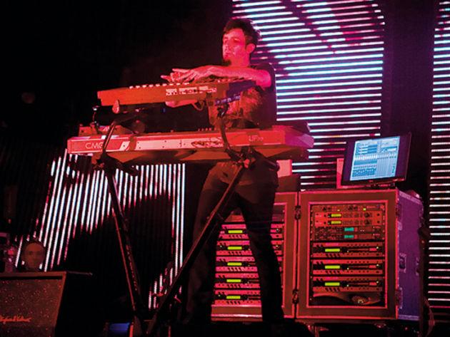 Keyboard rig