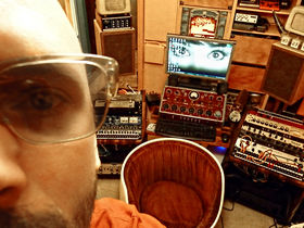Me in my studio: Pepe Deluxé