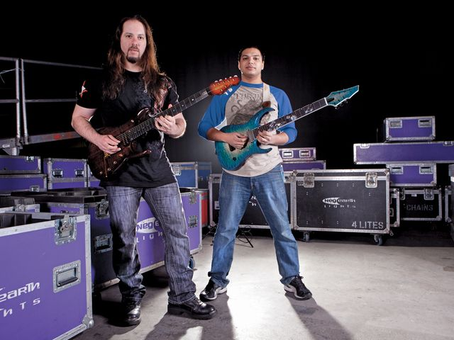 Erised (featuring John Petrucci)