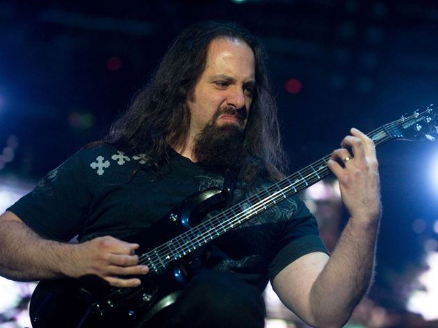 John Petrucci des Dream Theater: le top 5 de mes plaisirs assumés