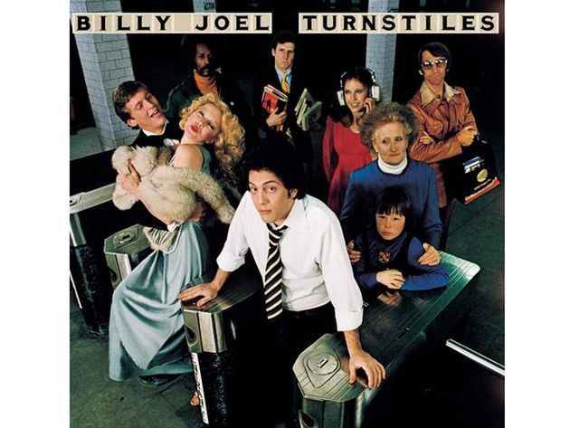 Billy Joel – Turnstiles (1976)