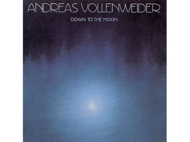Andreas Vollenweider – Down To The Moon (1986)