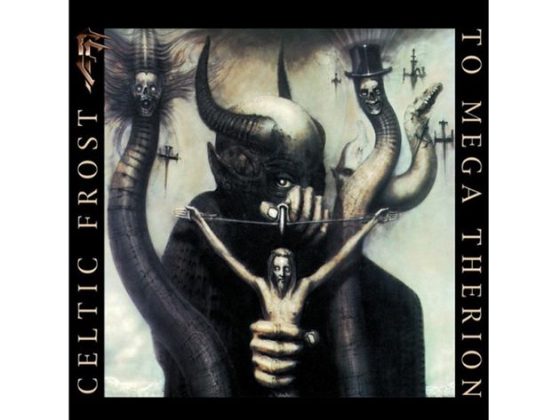 Celtic Frost – To Mega Therion (1985)